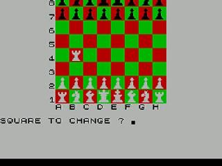 Screenshot Thumbnail / Media File 1 for 16k Super Chess (1983)(CP Software)(16k)[a2]